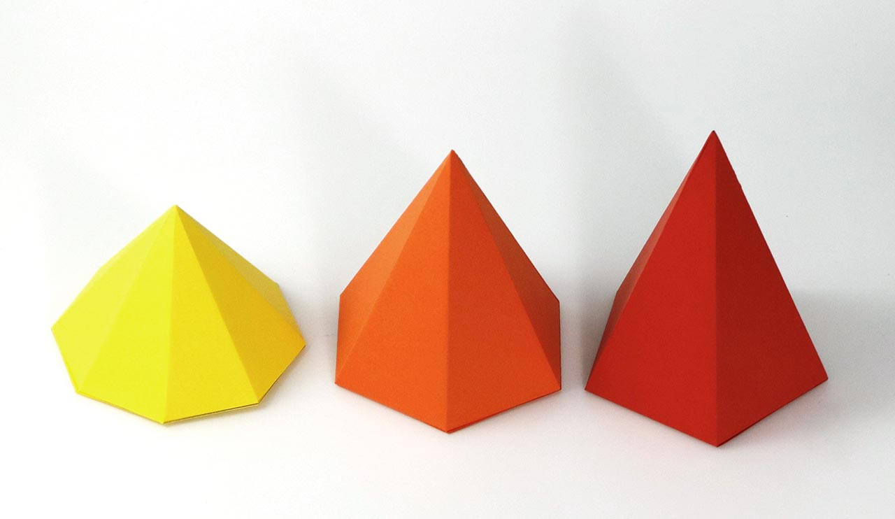 Photo showing example of polygonal_pyramid